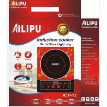 2200W Ailipu marque vente chaude cuisinière à induction en Turquie Syrie Iran Moyen-Orient Modèle ALP-12