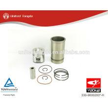 Motor YuChai YC6108 Pistão, anel de pistão, pino do pistão, forro do cilindro 330-9000200 * -H
