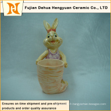 Décoration Cartoon Rabbit Crafts, The Easter Bunny