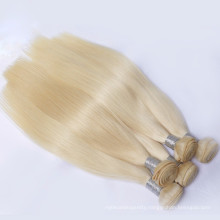 Grade 8A full cuticle aliexpress virgin blonde brazilian hair weft for sale