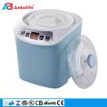 20 W 1L / 1,2L Máquina de iogurte Diy iogurte recipiente de conservantes garrafas de plástico Máquina de frozen iogurte com interruptor liga / desliga