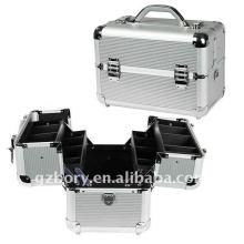 Rollende Frisur Aluminium-Cases