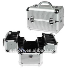 Rolling Hair Style Aluminum Cases