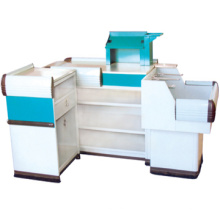 Hot sale fashion design retail checkout counters checkout counters for retail stores retail store checkout counters