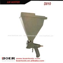 Air Hopper Gun 9000ml Plastic big Hopper D010