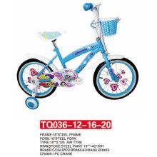 """Projeto Bonito de Crianças Bicicleta 12 """"14"""" 16 """"20"""""""