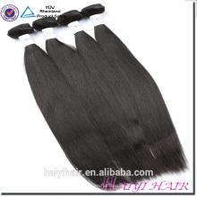 Cheveux vierges non traités de grande qualité Cheveux vierges de la catégorie 12A de cheveux de Vierge alignés des cheveux