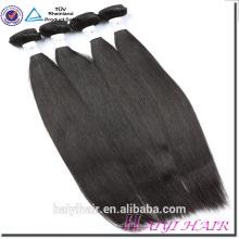 Alta Qualidade Não Processado Virgem Do Cabelo Humano Grande Estoque Grau 12A Cabelo Virgem cutícula alinhado cabelo