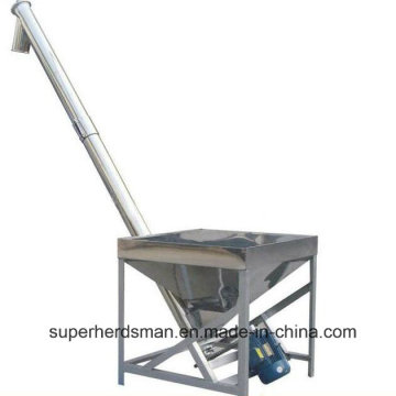 Poultry Farm Feed Conveying Machine