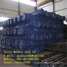 API-Leitungsrohr ESD schwarz beschichtetes Magerrohr / Rohr / st37-2 nahtlose Stahlrohre