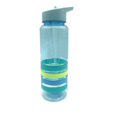 Silicnoe Band Water Bottle