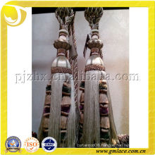 Handmade and Machine of Cryster Curtain Tassel Fringe