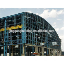 High Quality New Design Galvanized Steel Frame Warehouse