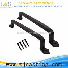 China factory professional stainless steel barn door handle,sliding door track