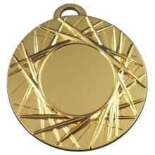 Kundenspezifische hochwertige Goldmedaille