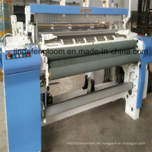 Máquina de tejer Shuttleless de Dobby Máquina de tejer Powerjet de Airjet