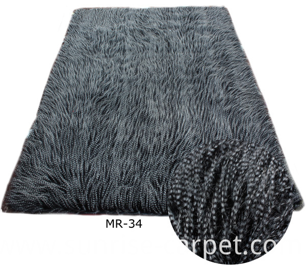 Imitation Fur Grey color