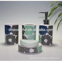 Ensemble de salle de bains en céramique en gros de haute qualité