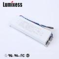 China fabricante de alta performance 850ma 45 W caixa de metal led driver de lâmpada