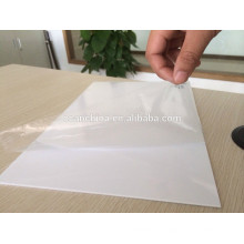 Glossy White PVC Sheet for White Written Board