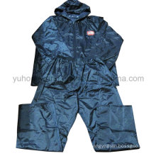 Polyester Rainsuit, PVC Raincoat