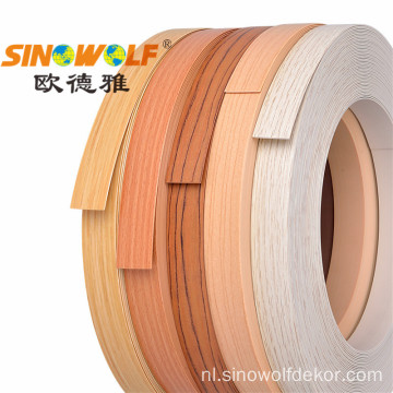 PVC Edge Banding Wood Grain-serie