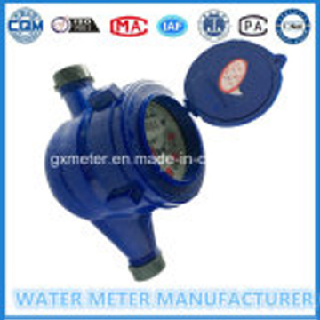Multi Jet Types -1-2-3-4-ABS WaterMeters en plastique