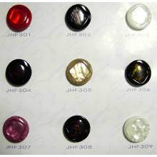 Hot sale shank polyester buttons for shirt