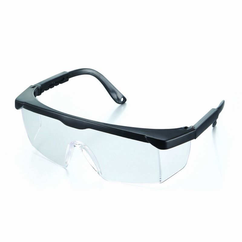 adjustable safety goggles