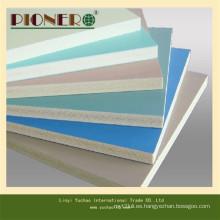 White Crust PVC Celuka Foam Board para Dubia