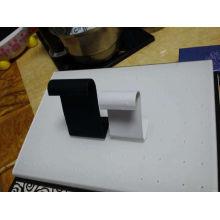 ПУ металла Z образный серьги Дисплей стенд (ЭС-ZTE3)