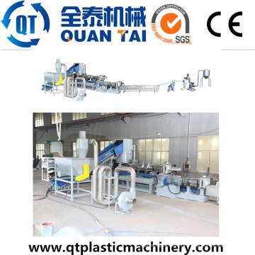 Máquina de peletização de reciclagem de corda PP