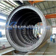 (Tubo de estrutura do túnel) tubo de enchimento (USB-2-012)