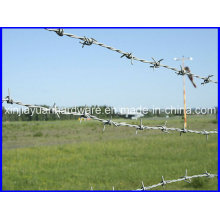 High Tensile Barbed Wire for Fencing