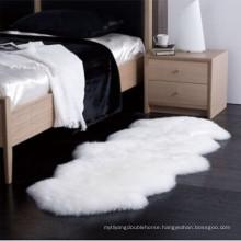 Absorbent super absorbent washable long hair sheepskin rug