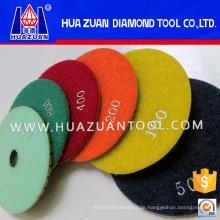 100 * 20 * 3mm Granit Polierscheiben im Angebot