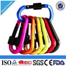 Alibaba Top Supplier Wholesale Custom Different Carabiner 14mm
