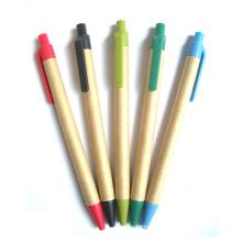 ЭКО-Дружественных Нажмите Бумага Шариковая Ручка
