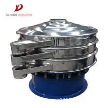 Easy maintenance rotary vibro sieve for sand
