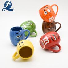 Regalo Promoción Cerámica Drinkware Tazas de café Tazas Impresión personalizada