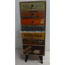 Vitnage Painting Drawer Cabinet