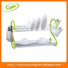 Novo design cozinha prato rack