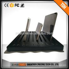 Port USB chargeur multiples station de charge bureau avec câble d'alimentation de 1,6 M