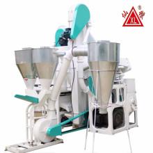 La última calidad de fresadora automática de arroz de diseño como el molino de arroz Satake