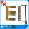 Núcleo de hierro laminado eléctrico EI