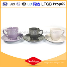 Wholesale china factory porcelain ceramics cup & saucer
