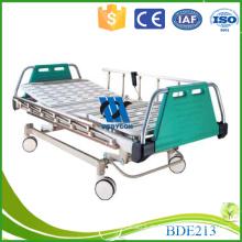 BDE213 CE Zertifizierung Sonderausführung Medizinisches Bett mit Elektromotor