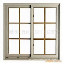 Double Glazing Aluminum Sliding Window /Aluminium Windows with Grils