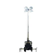 SWT 4HVP1600  9m Mobile Trailer LED Hydraulic Diesel Lighting Tower