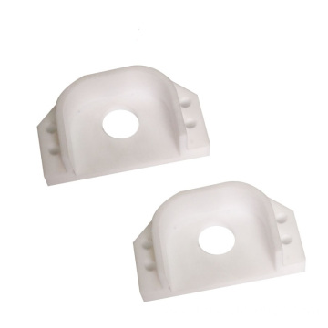 Precision CNC machined engineering plastic part